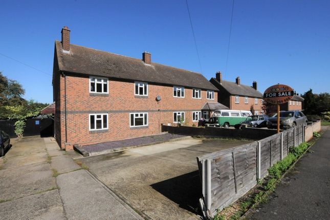 Thumbnail Semi-detached house for sale in Dixies Close, Ashwell, Baldock