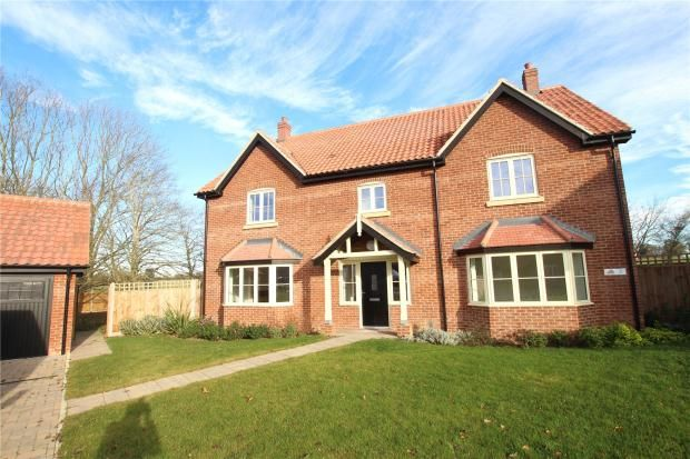 Thumbnail Detached house for sale in Townhouse Road, Old Costessey, Norwich, Norfolk