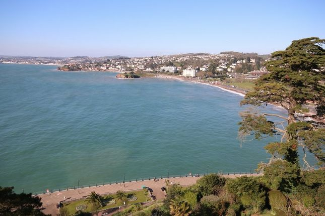 Thumbnail Flat for sale in Masts Warren Road, Torquay