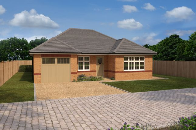 Thumbnail Detached bungalow for sale in Plots 122 - The Fairford, St Andrew's Road, Warminster