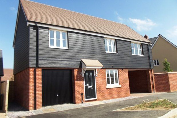 Thumbnail Property to rent in Parry Rise, Biggleswade