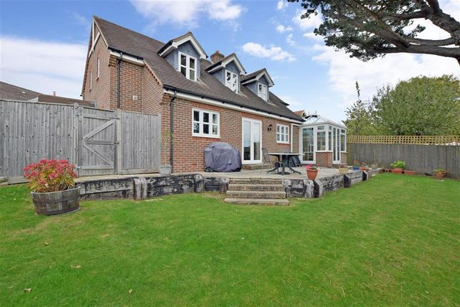 Thumbnail Detached house for sale in Chatsworth Close, Worthing, West Sussex