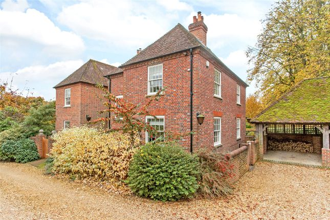 Thumbnail Detached house for sale in Orr's Meadow, Alresford Road, Alresford, Hampshire