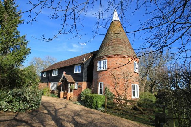 Thumbnail Detached house for sale in Woodchurch Road, High Halden, Kent