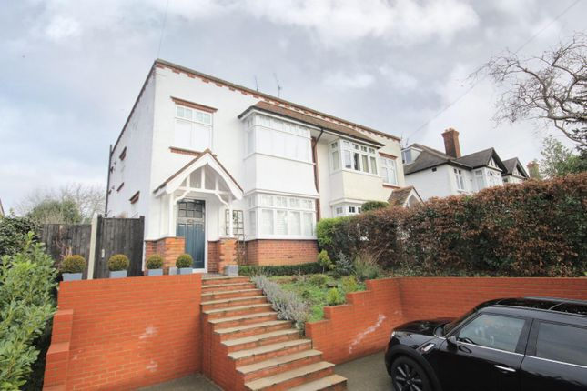Thumbnail Semi-detached house for sale in Park Road, Brentwood