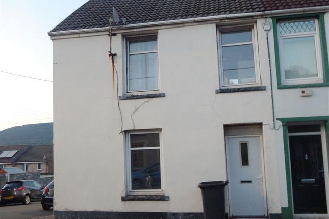 Thumbnail End terrace house for sale in Regent Street, Aberaman, Aberdare