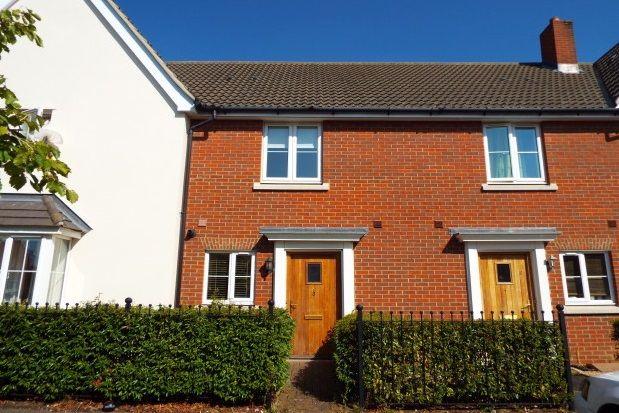 Thumbnail Property to rent in Damson Close, Red Lodge, Bury St. Edmunds