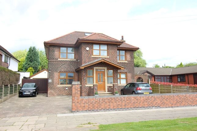 Thumbnail Detached house for sale in Bolton Road, Bury