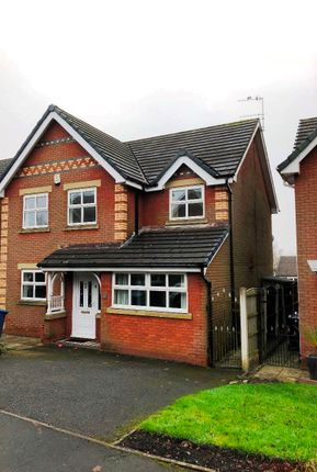 Thumbnail Detached house to rent in Parsonage Brow, Upholland, Wigan, Lancashire