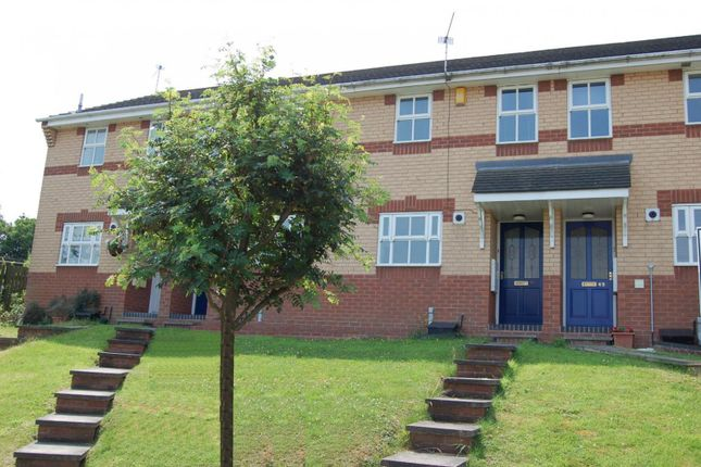 Thumbnail Town house to rent in Brockhall Rise, Heanor