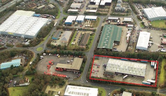 Thumbnail Industrial to let in Unit, 5, Crompton Way, Fareham