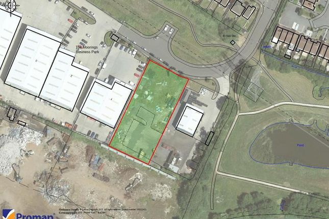 Thumbnail Land for sale in Half Acre Site, Channel Way, Longford, Coventry, West Midlands