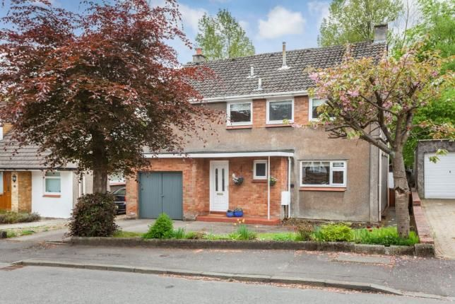 Thumbnail Detached house for sale in Eagle Crescent, Bearsden, Glasgow, East Dunbartonshire