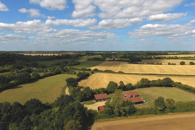 Thumbnail Barn conversion for sale in Westley Way, Badwell Ash, Bury St. Edmunds
