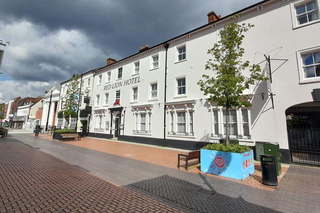 Thumbnail Office to let in Red Lion Hotel, London Street, Basingstoke