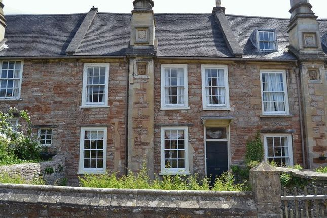 Thumbnail Terraced house to rent in Vicars Close, Wells
