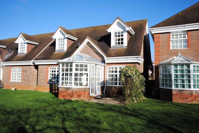 Thumbnail Bungalow for sale in 4 Priestland Gardens, Castle Village, Berkhamsted, Hertfordshire