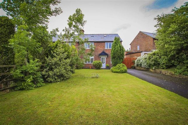 Thumbnail Semi-detached house for sale in Nabs Head Lane, Samlesbury, Preston