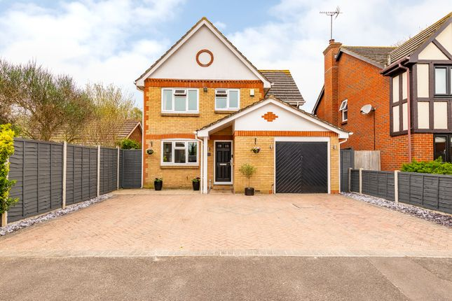 Thumbnail Detached house for sale in Wainscott, Rochester, Kent.