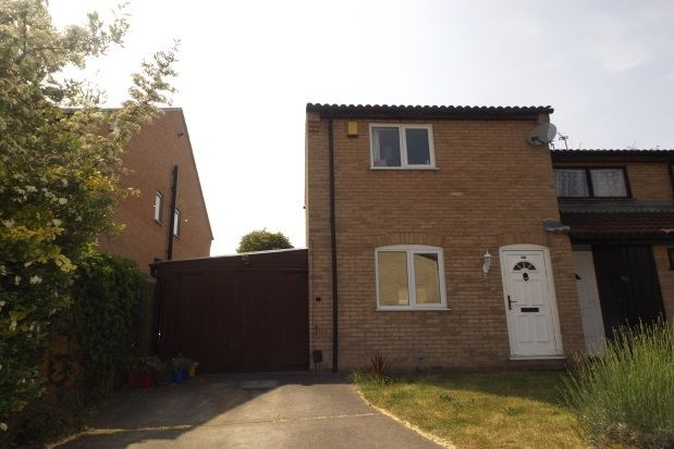 Thumbnail End terrace house to rent in Nicholas Road, Beeston, Nottingham