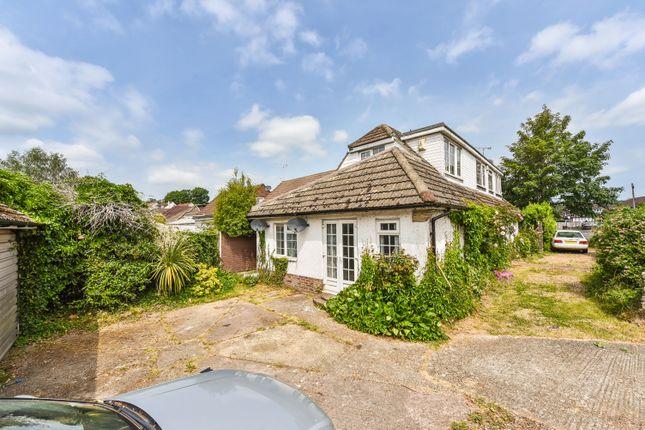 Thumbnail Detached bungalow for sale in Woodcroft Lane, Waterlooville