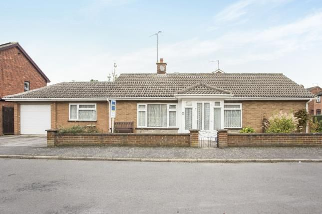 Thumbnail Bungalow for sale in Gaywood, Kings Lynn, Norfolk