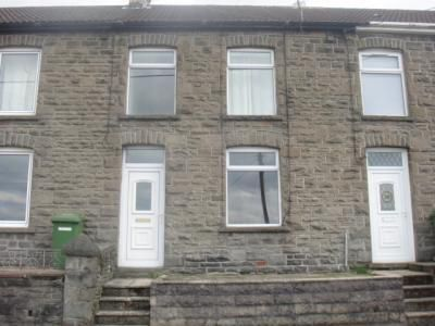 Thumbnail Terraced house to rent in Howell Street, Cilfynydd, Pontypridd