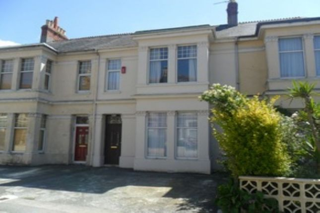 Thumbnail Property to rent in Mount Gould Road, Plymouth