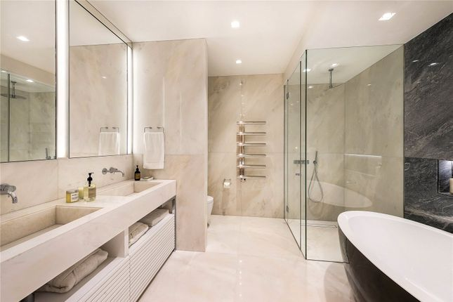 Bathroom of Fairholt Street, Knightsbridge, London SW7