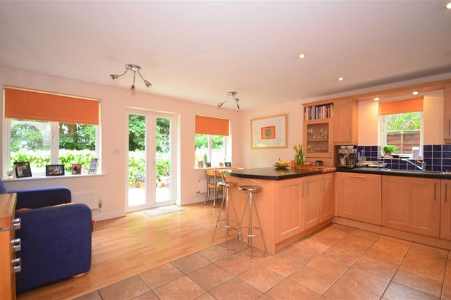 Thumbnail Detached house for sale in Timberley Gardens, Uckfield, East Sussex