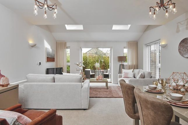 Thumbnail Detached house for sale in The Woodward, Plot 74, Off Commonside Road, Harlow