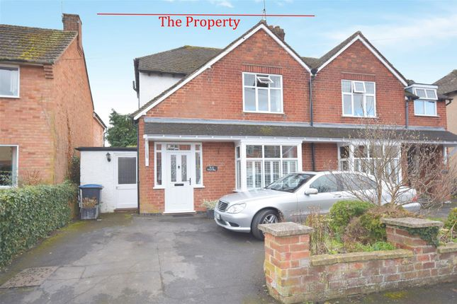 Thumbnail Semi-detached house for sale in Orchard Way, Stratford-Upon-Avon