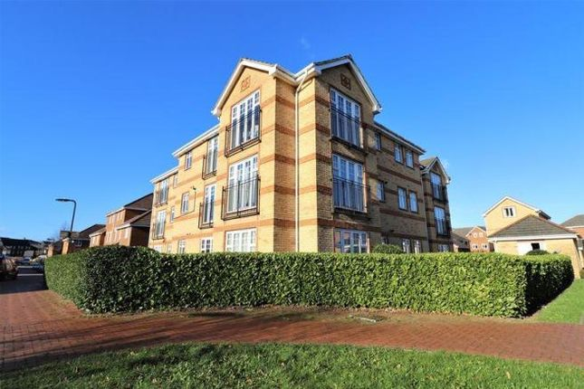 Thumbnail Flat to rent in Benny Hill Close, Eastleigh