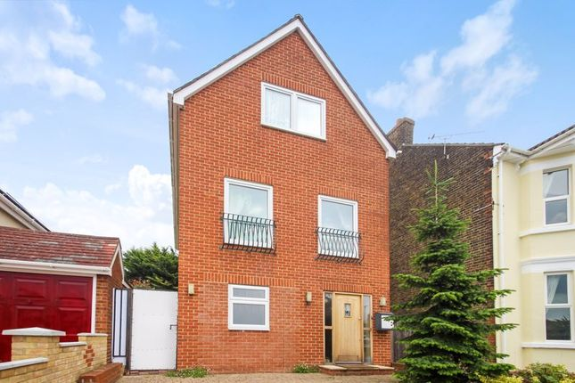 Thumbnail Detached house for sale in Goddington Road, Strood, Rochester