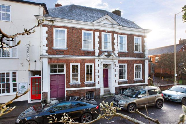 End terrace house for sale in Amory House, St Peter Street, Tiverton Devon
