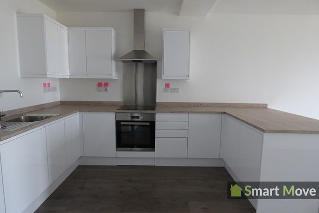 2 bed flat to rent in Varity House, Vicarage Farm Road, Peterborough, Cambridgeshire. PE1