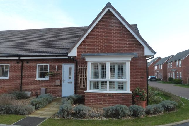 Semi-detached bungalow for sale in Jodrell Place, Selsey, Chichester