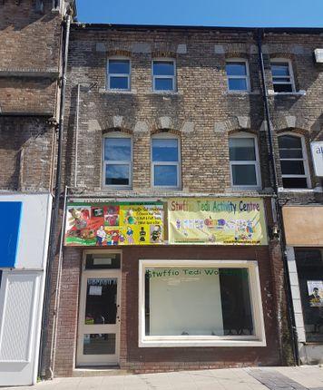 Thumbnail Commercial property for sale in High Street, Bangor, Gwynedd