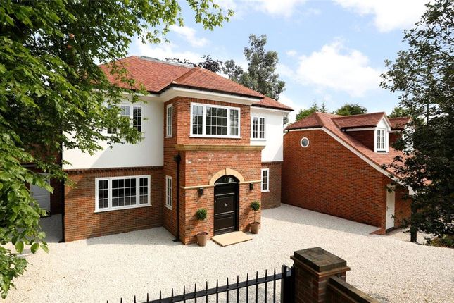 Thumbnail Detached house for sale in Copse Hill, Wimbledon