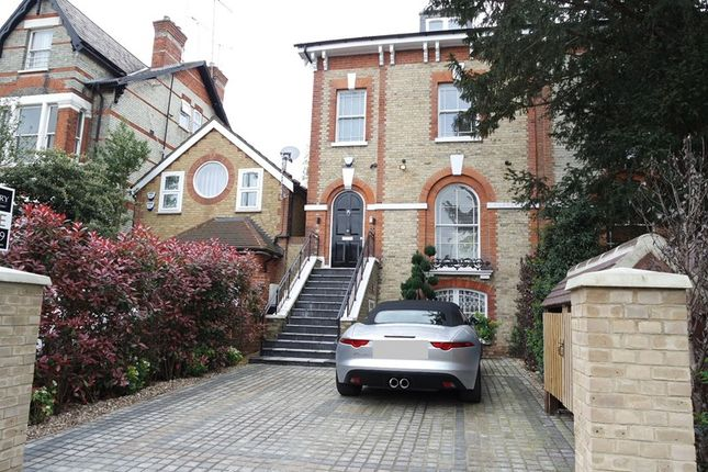 Thumbnail Semi-detached house to rent in Station Road, New Barnet, Barnet
