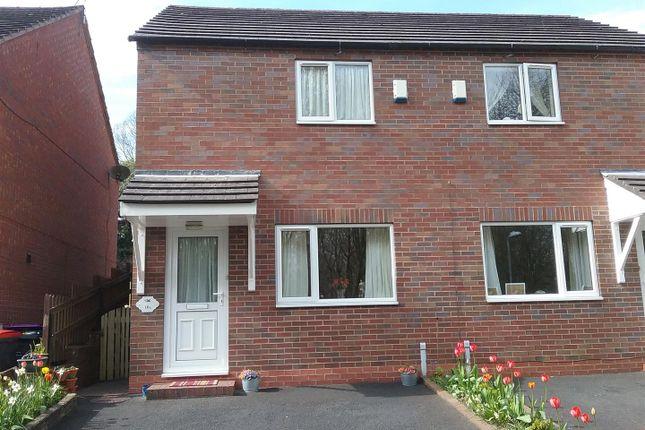 Thumbnail Semi-detached house for sale in Chapel Lane, Telford