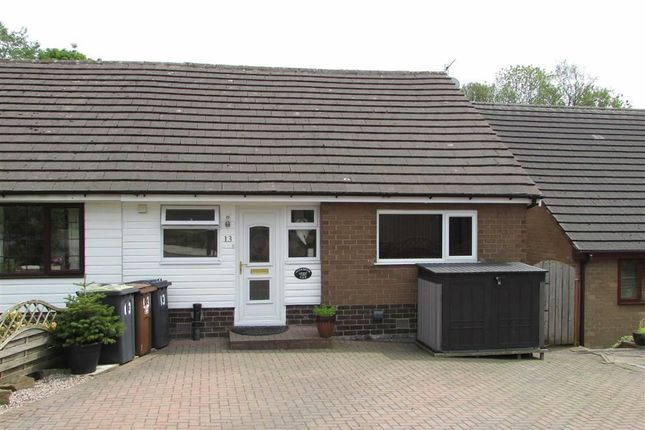 Thumbnail Semi-detached bungalow for sale in Hawthorn Close, Chinley, High Peak