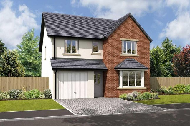 Thumbnail Detached house for sale in The Wasdale - Plot 49, The Woodlands, Barrow-In-Furness