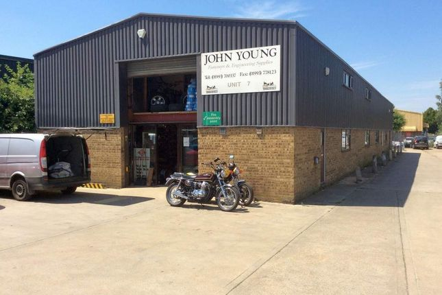 Thumbnail Retail premises for sale in Cranbrook Court, Avenue Two, Witney