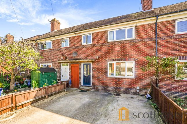 3 bed terraced house to rent in Croft Road, Marston, Oxford OX3