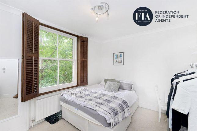 Bedroom of Hurlingham Mansions, New Kings Road, Fulham SW6