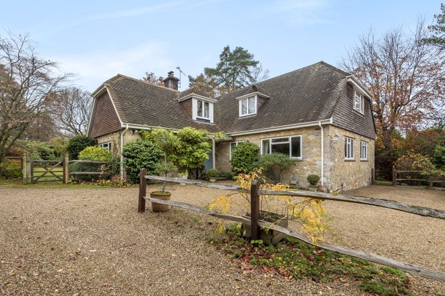 Thumbnail Detached house for sale in Common Hill, West Chiltington