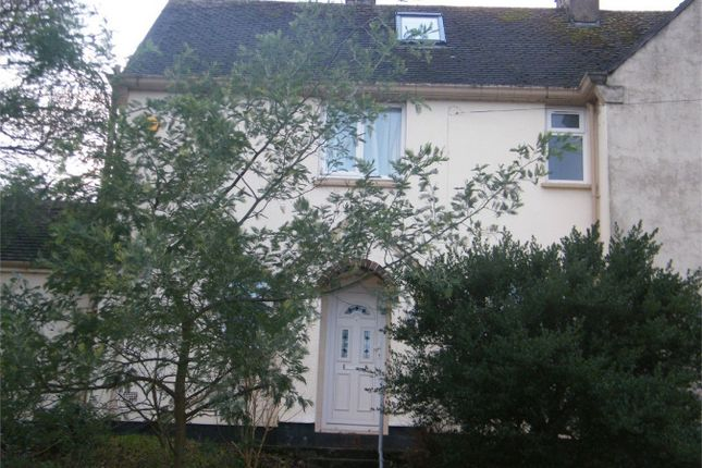 Thumbnail End terrace house to rent in Oakfield Road, Falmouth