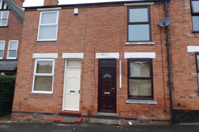 Thumbnail Terraced house to rent in Hood Street, Sherwood, Nottingham