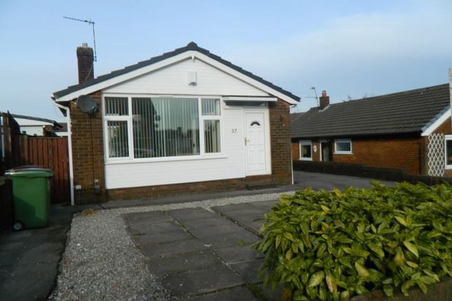 Thumbnail Bungalow to rent in Laburnum Park, Bolton